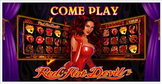 Red Hot Devil™ Slot Machine Game to Play Free in Microgamings Online Casinos