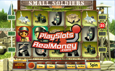 Small Soldiers HD Online Slots Review At BetOnSoft Casinos