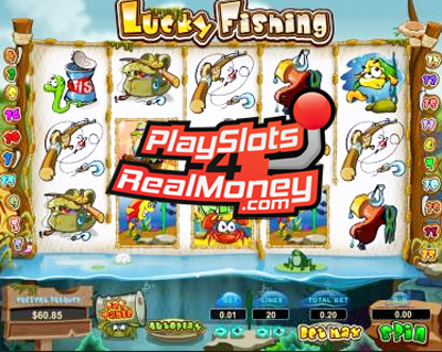 Lucky Fishing Slot Machine Online ᐈ ™ Casino Slots