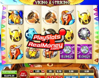 The Vikings Slot Machine - Play this Game by 777igt Online