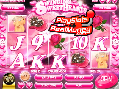 Swinging Sweethearts™ Slot Machine Game to Play Free in Rivals Online Casinos