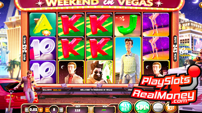 Weekend in Vegas Online Slots for Real Money - Rizk Casino