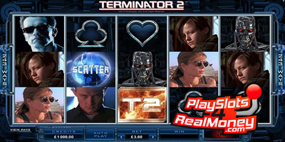 Terminator 2 Slot Machine Online ᐈ Microgaming™ Casino Slots