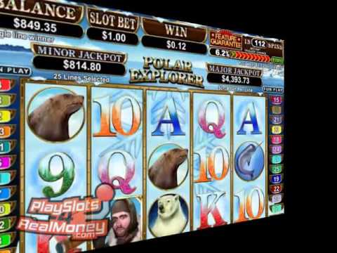 Real Slot Machines For Real Money