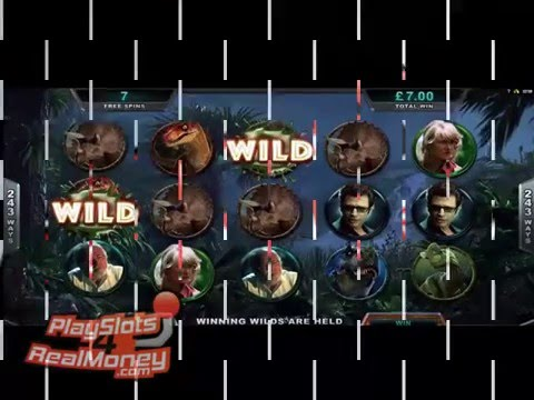 Microgaming is Releasing Jurassic Park Themed Games