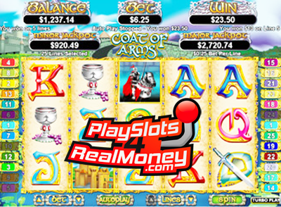 Coat of Arms™ Slot Machine Game to Play Free in Realtime Gamings Online Casinos