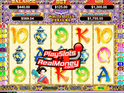 Golden Lotus Slot Machine Online ᐈ RTG™ Casino Slots