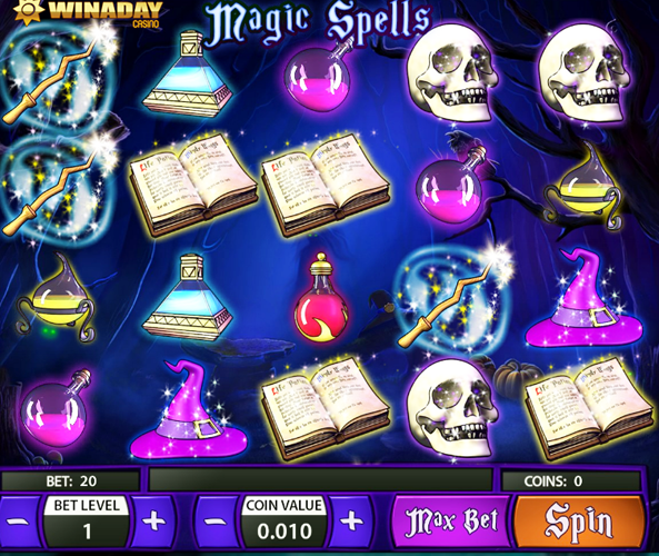 Zreczny Magik Slot - Play Online and Win Real Money