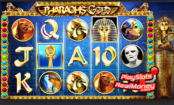 usa online casino pharaoh s