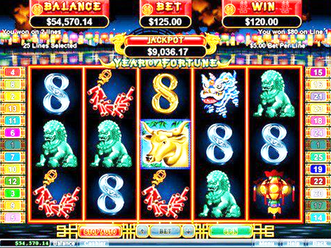 Reels of Fortune Slot Machine - Free to Play Demo Version