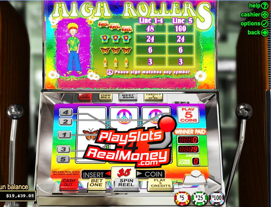 Spiele High Roller - Video Slots Online