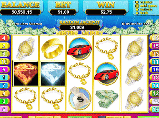 Mister Cash Slots - Play Online for Free Instantly