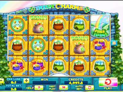 Irish Charms Slot Machine - Play Online for Free Instantly