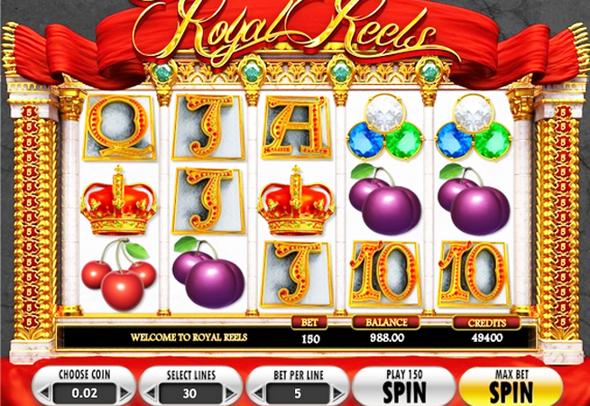 Play Slot Machines Online - Real Vegas Penny Slots Games