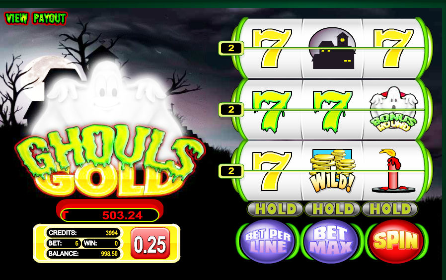 The Ghouls™ Slot Machine Game to Play Free in BetSofts Online Casinos