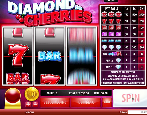 Triple Diamond Slots Online and Real Money Casino Play