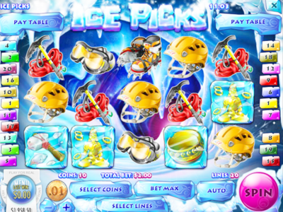 Ice Picks Slot - Play this Game by Rival Gaming Online