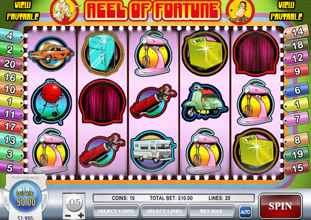 Reel of Fortune Slot Machine Online ᐈ Rival™ Casino Slots