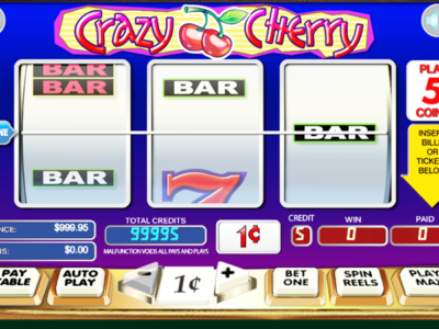 Crazy Cherry Slot