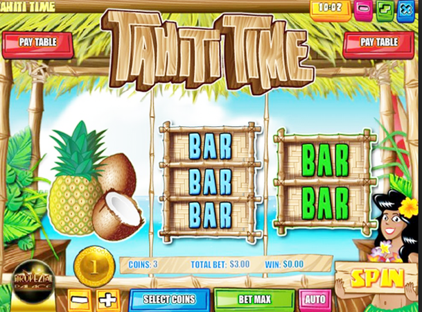 Tahiti Time Slot Machine - Play Online Slots for Free