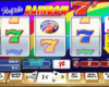 Triple Rainbow 7's Slot