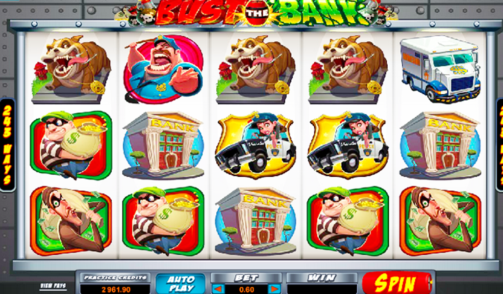 Bust The Bank Slot Machine Online ᐈ Microgaming™ Casino Slots