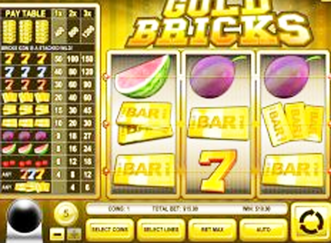 Spiele Gold Bricks - Video Slots Online