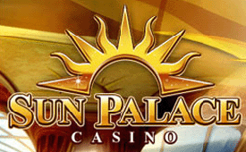 Get Loads Free Vegas Slots Spins Today At Sun Palace Casino