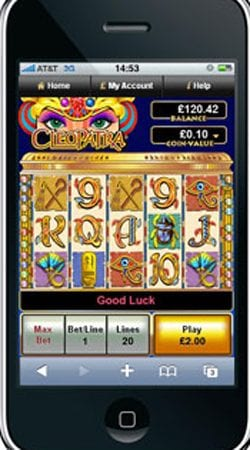 Online Slot Machine Games Real Money