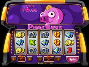 Spiele Piggy Bank - Video Slots Online
