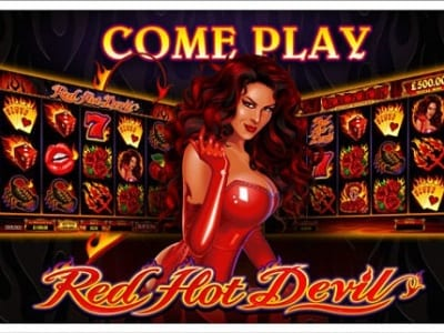 Red Hot Devil Online Slot Machine Review