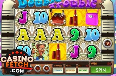 Double Trouble 3D BetOnSoft Video Slots Review