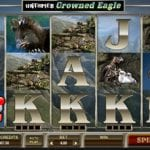 Untamed Crowned Eagle Microgaming Slots Review