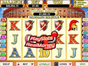 Can You Win Real Money On Caesars Slots?