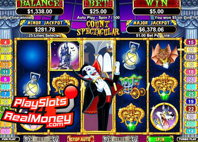 Count Spectacular™ Slot Machine Game to Play Free in Realtime Gamings Online Casinos