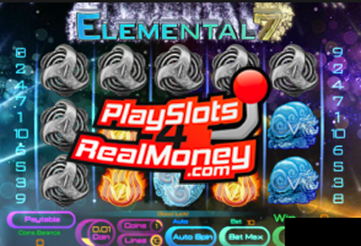 Elemental 7 Slots - Play Online for Free or Real Money