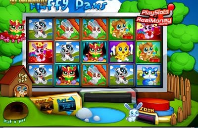 Fluffy Paws 3D Online Slot Machine Review At WinADay Casino