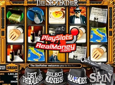 Slotfather 3D Slots Review At BetSoft Casinos