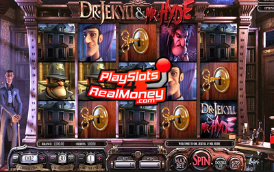 Dr. Jekyll & Mr. Hyde Slot Machine Review At BetSoft Casinos