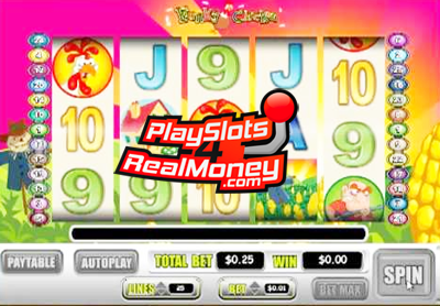Funky Chicken Video Slots Review At WGS Vegas Casinos