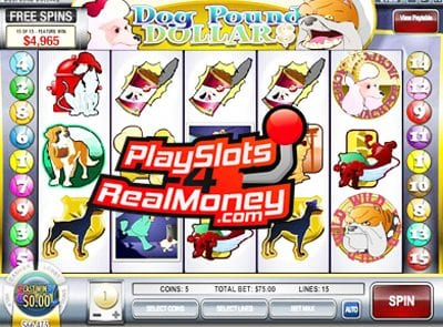 Dog Pound Slots Reviews At Rival Casinos