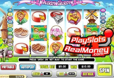 Hurdy Gurdy Slots Reviews At WGS Vegas Casinos