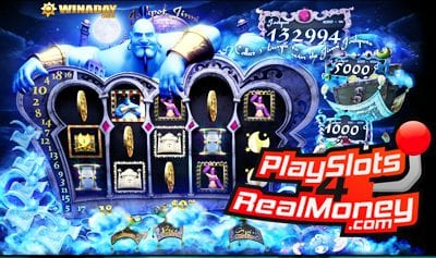 Jackpot Jinni Online Slots Reviews At Win A Day Casinos