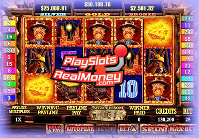 Mine All Mine Video Slots Reviews At WGS Vegas Casinos