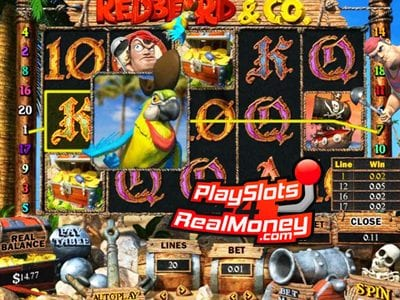 Redbeard & Co 3D Slots Game Reviews At Topgame Casinos