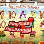 Hillbillies Cashola Video Slots Machine Review at RTG Casinos