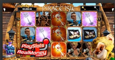 Pirate Isle Online Slots Game Reviews At RTG Casinos