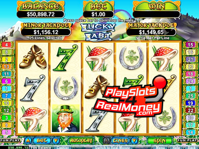 Lucky Last RTG Video Slots Game Reviews at USA Online Casinos