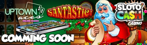 Play Real Money Santastic Mobile Slots At USA Credit Card Casinos