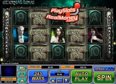 Eternal Love Slots Review